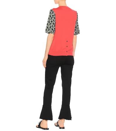 Marni Aus Rot Marni shirt Baumwolle Bedrucktes Bedrucktes shirt Rot T Bedrucktes Marni shirt Baumwolle T T Aus 0wqAUnUp