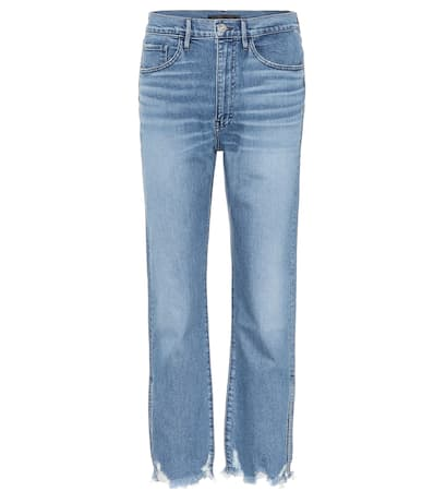 3x1 Entspannt Split Geerntete Jeans Florian