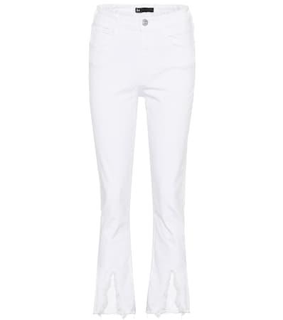 3x1 Jeans W3 Höher Slash Kran Boden