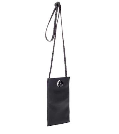 Reihe Die Schwarz Kleine Tasche Die Medizin Aus Leder Reihe 1Pw5R
