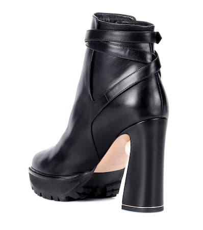 Offizielle Seite Günstiger Preis Ebay Verkauf Online Nicholas Kirkwood Ankle-boot Aus Leder Schwarz Niedrigsten Preis Online Mode Zum Verkauf Rabatt Große Überraschung iIIZaY4