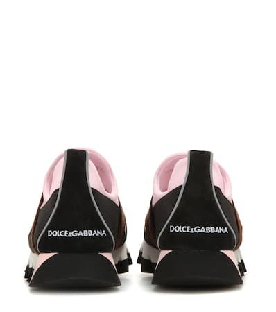 Gabbana Nero Rosa Dolce amp; Turnschuhe Dolce amp; Ibiza xYtnZwd6