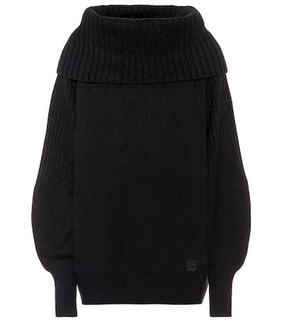 Givenchy Noir Pullover Aus Givenchy Pullover Cashmere xx7Y1