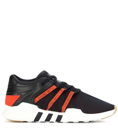 Originals Turnschuhe Adidas Originals Adidas Eqt Adv Orange Schwarz Renn qw1SSx