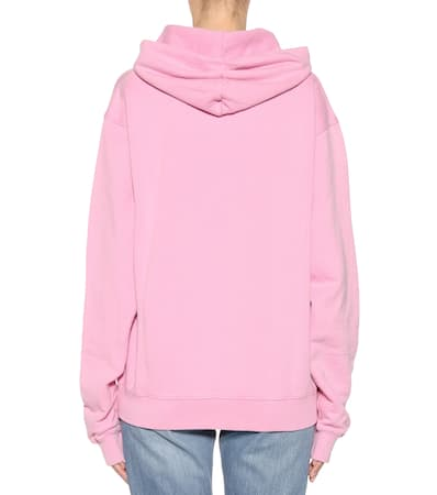 Hoodie Aus Baumwolle Candyfloss Jw Anderson Hoodie Bedruckter Aus Baumwolle Jw Bedruckter Anderson Tp7wqHx8