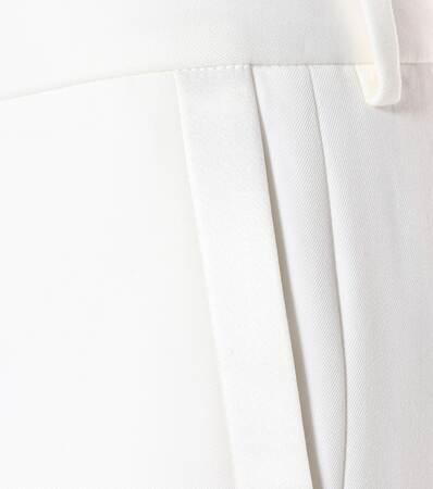 Ausgezeichnet Zum Verkauf Mit Mastercard Zum Verkauf Saint Laurent Hose Aus Wolle Shell Online-Verkauf Günstig Kaufen Yh6iLThV