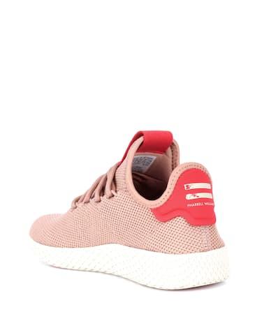 Günstig Kaufen Outlet Online-Shopping-Freies Verschiffen Adidas Originals = Pharrell Williams Pharrell Williams Turnschuhe Tennis Hu Ash Perle Günstig Kaufen Billigsten 71PXzs1