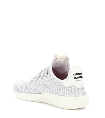 Adidas Turnschuhe Graue Graue Kreide Pharrell Originals Tennis Hu Wei Williams trprqZ