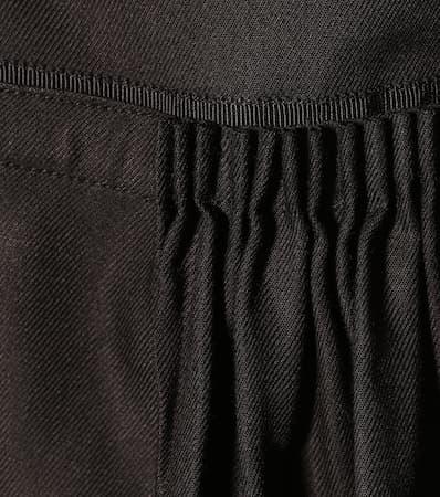 Knopfleiste Saint Knopfleiste Mit Bluse Noir Mit Verdeckter Laurent Verdeckter Noir Bluse Laurent Saint PXWfaHWR