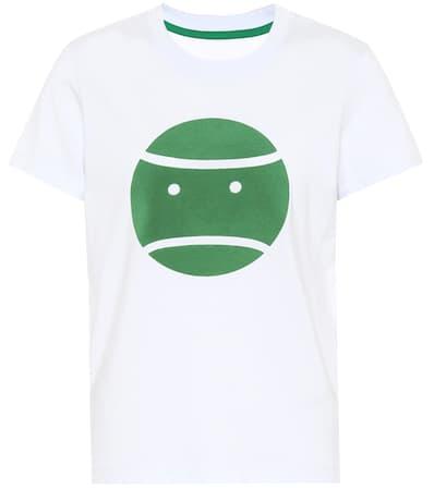 Sport shirt t Grumps Wenig Jersey Tory Aus Blauer Seide dRq5EW