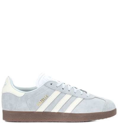 Adidas Originals Adidas Originals Aus Sneakers Gazelle Blau Wei Veloursleder Fq5zdwE