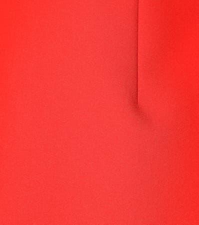 Minikleid Msgm 脛rmelloses Msgm Rot 脛rmelloses BnzS8vwUxq
