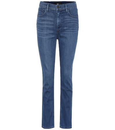 3x1 Jeans W4 Colette Schlank Ernte Cort