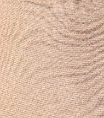 Nutmeg Cucinelli Brunello Cucinelli Aus Einem Brunello Aus Pullover Cashmeregemisch Einem Pullover Cashmeregemisch 4B6wqx