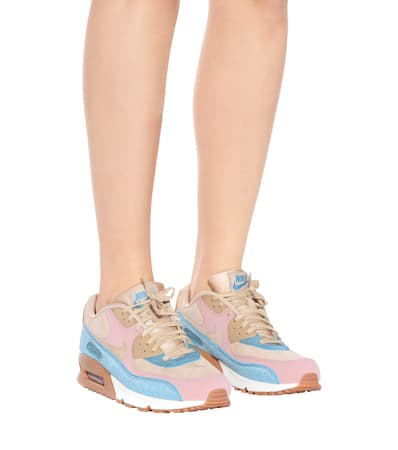 Aus Max Nike Sneakers Fell 90 Nike Leder Musrom Und musrom Air nAaXxw4q