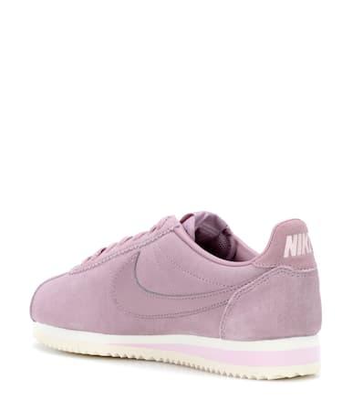Nike Aus Elementares turnschuhe Cortez turnschuhe Classic Nike Rose Veloursleder rOPwr1qx