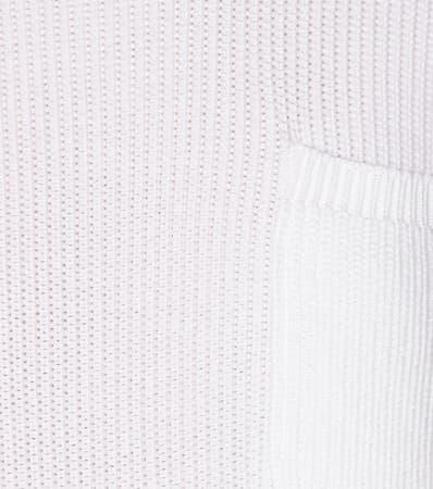 Brunello Cucinelli Baumwollpullover Weiß Spielraum Bester Großhandel Rabatt Manchester  Spitzenreiter  Verkaufsschlager Verkauf 2018 Neue 7jO47h