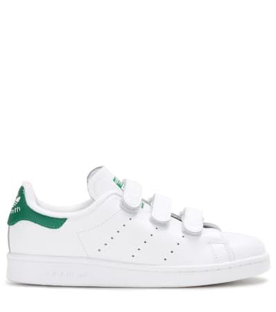 Adidas Aus Smith Wei Adidas Originals Stan Originals Leder Turnschuhe rp1rT4q