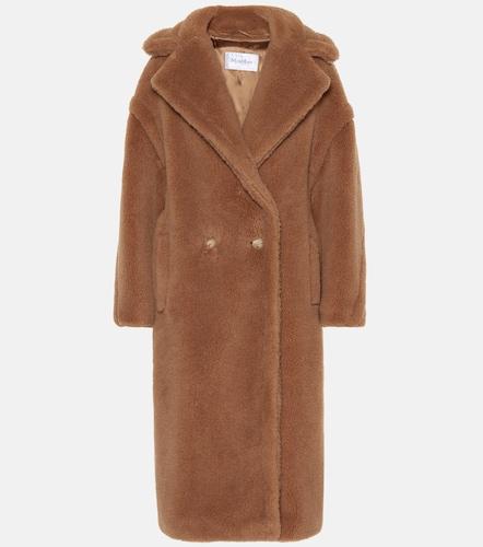 Manteau Teddy Bear Icon en laine de chameau et soie - Max Mara - Modalova
