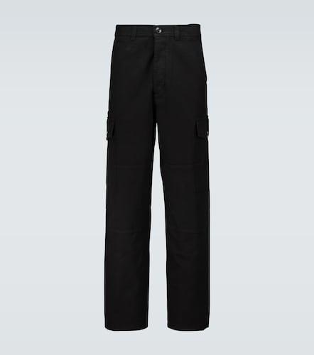 Pantalon cargo en coton - AMI PARIS - Modalova