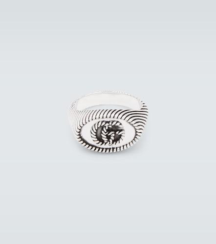 Bague GG Marmont en argent sterling - Gucci - Modalova