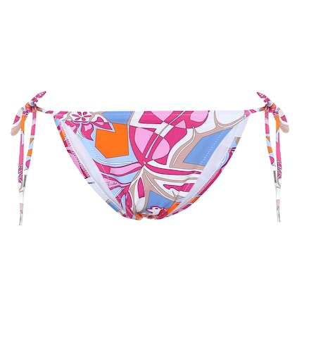 Culotte de bikini imprimée - Emilio Pucci Beach - Modalova