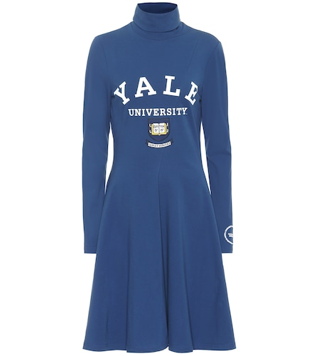Robe à col roulé en jersey strech - Calvin Klein 205W39NYC - Modalova