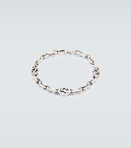 Bracelet chaîne en argent - Gucci - Modalova