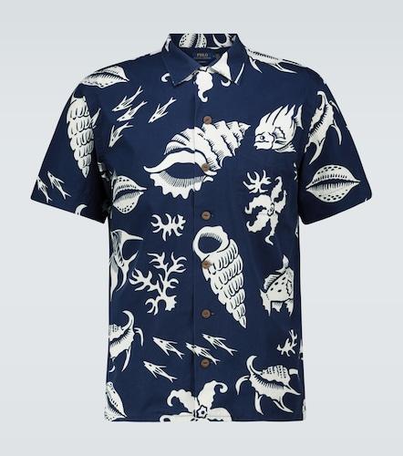 Chemise Hawaii à imprimé maritime - Polo Ralph Lauren - Modalova