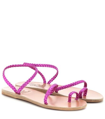 Sandales Eleftheria en cuir - Ancient Greek Sandals - Modalova