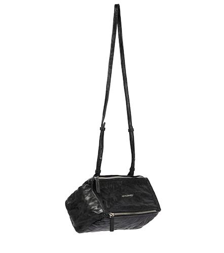 Sac à bandoulière en cuir Pandora Mini - Givenchy - Modalova