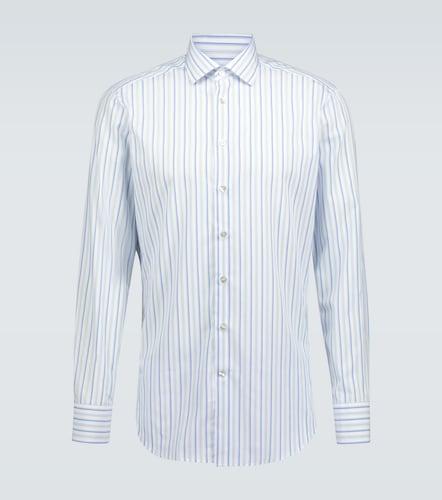 Chemise rayée en coton - Etro - Modalova
