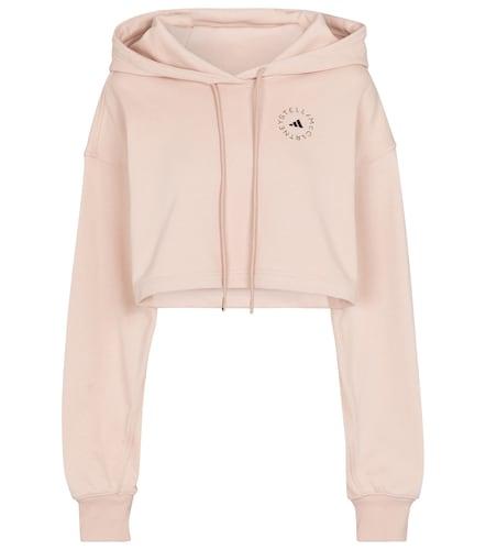 Sweat-shirt à capuche Futureplayground en coton - Adidas by Stella McCartney - Modalova
