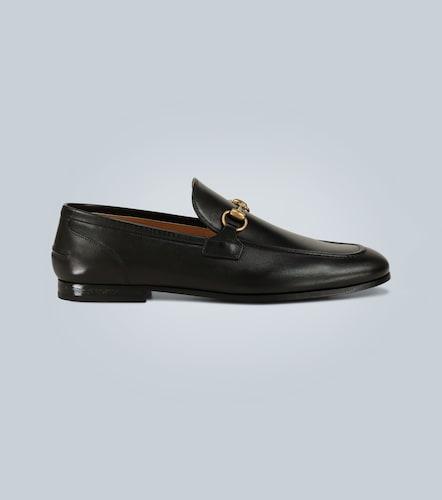 Mocassins Jordaan en cuir - Gucci - Modalova