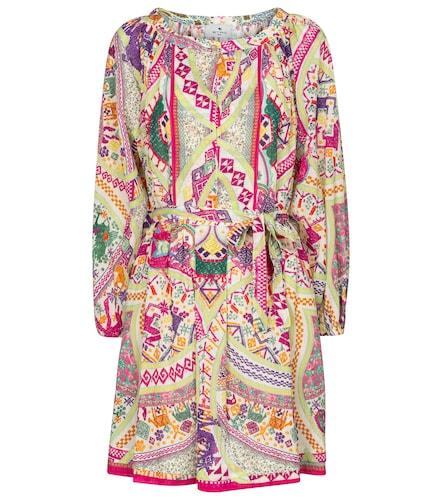 Robe imprimée en coton - ETRO - Modalova