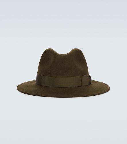 Chapeau Macho en feutre de laine - Borsalino - Modalova