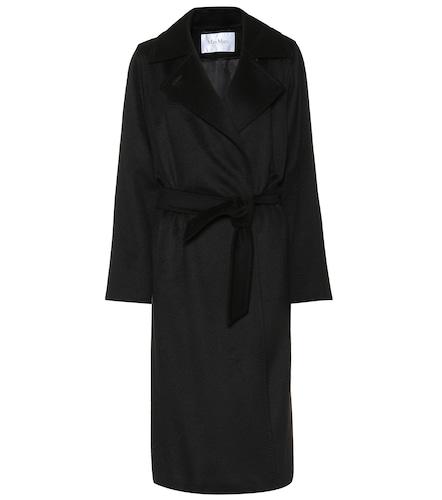 Manteau en laine de chameau Manuel - Max Mara - Modalova