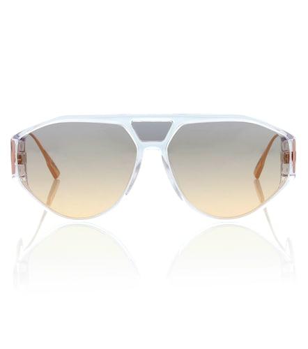 Lunettes de soleil DiorClan1 aviateur - Dior Eyewear - Modalova