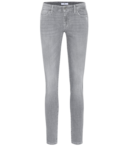 Jean The Skinny à taille mi-haute - 7 For All Mankind - Modalova