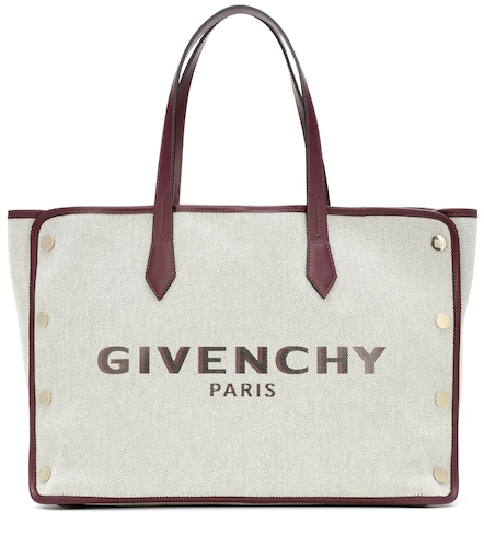 Exclusivité Mytheresa – Cabas Bond Medium en toile - Givenchy - Modalova