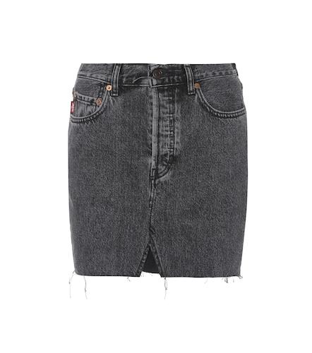 Mini-jupe en jean x Levi's® - Vetements - Modalova