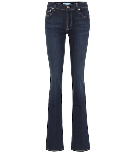 Jean flare Bootcut B(Air) Rinsed à taille haute - 7 For All Mankind - Modalova