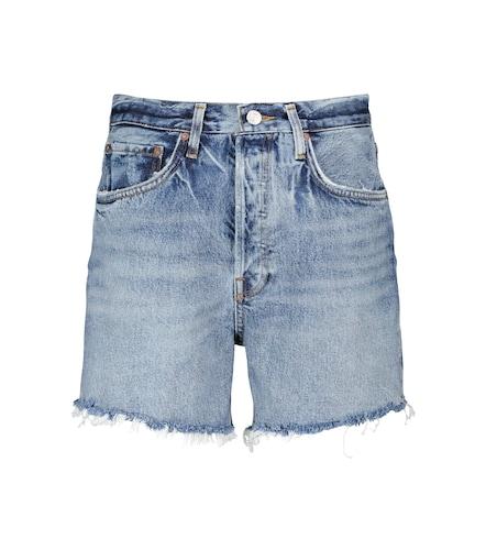 Short en jean Parker à taille mi-haute - AGOLDE - Modalova