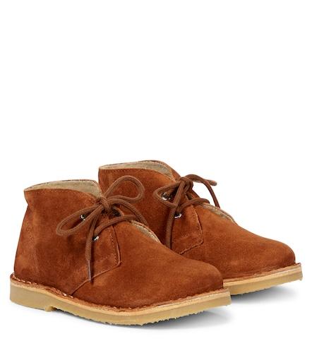 Desert boots en daim - Petit Nord - Modalova