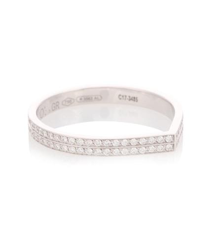 Bague en or blanc 18 ct et diamants Antifer - Repossi - Modalova