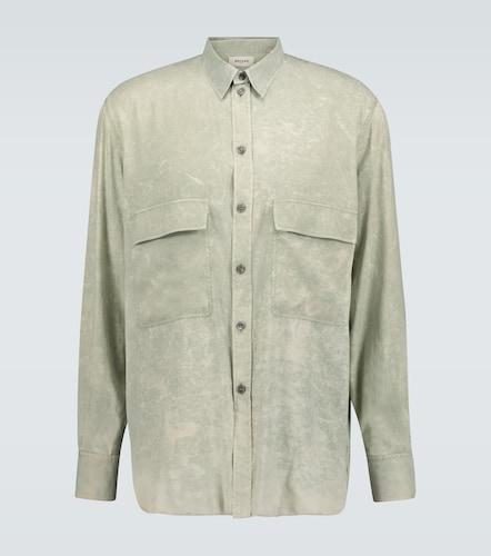 Chemise Quartilla à manches longues en soie - Rochas - Modalova