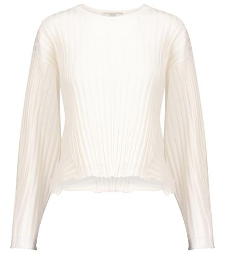 Pull en laine mélangée - Stella McCartney - Modalova