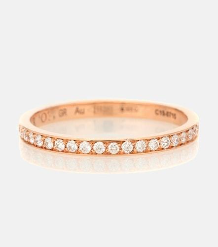 Bague Berbere XS en or rose 18 ct et diamants - Repossi - Modalova