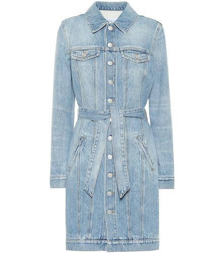 Robe chemise en jean - Givenchy - Modalova