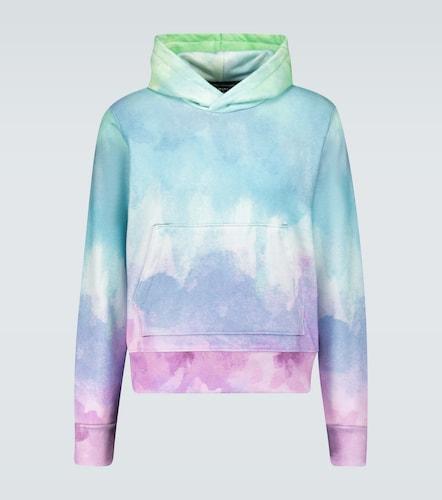 Sweat-shirt à capuche à imprimé aquarelle - Amiri - Modalova